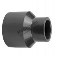 PVC HD INZETVERLOOPSOK     63/50 x 50     PN16   *VDL*