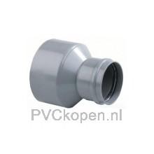 PVC overgangstuk gres/pvc - PVCkopen.nl