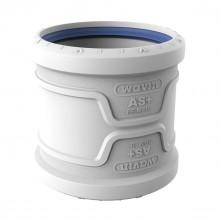 Wavin AS+ steekmoffen speciaal geschikt voor het geluidsarme afvoersysteem van Wavin.