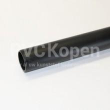 PP (polypropyleen) buis, zwart - PVCkopen.nl