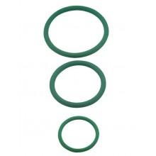 O-ring Viton voor 3-del koppeling VDL