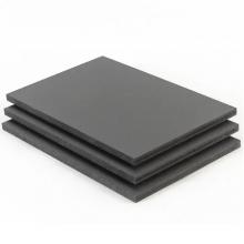 PVC plaat donkergrijs RAL 7011