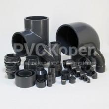 PVC drukhulpstukken VDL